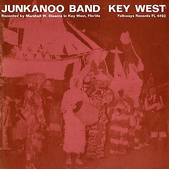バンド、ジャンカヌー - ジャンカヌー バンド キー ウエスト [CD] USA 輸入
