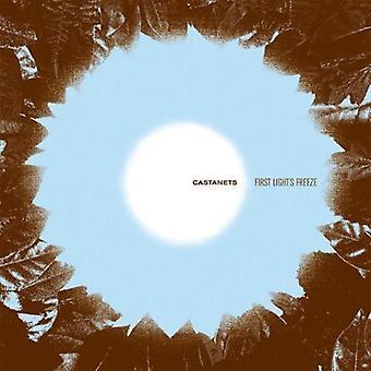 カスタネット - 最初ライト凍結 [CD] アメリカ インポートします。