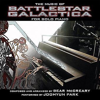 Joohyun Park - Music of Battlestar Galactica for Solo Piano - Ost [CD] USA import