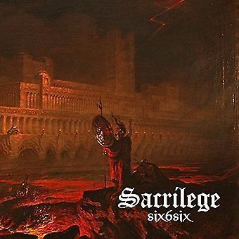 Sacrilege - Six6Six [CD] USA import