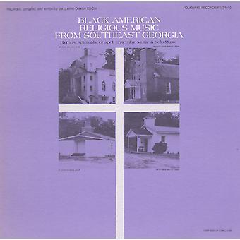 Svart amerikansk religiös musik från Southeast gor - svart amerikansk religiös musik från Southeast Håkans [CD] USA import