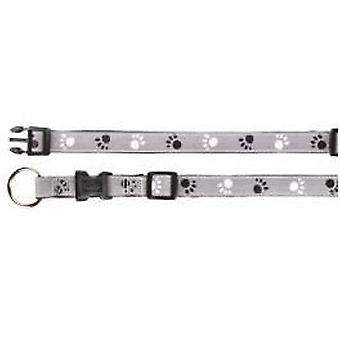 Trixie Reflect Silver Necklace, Ng. / Gr. (Dogs , Collars, Leads and Harnesses , Collars)