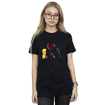 It Women's Georgie Balloon Boyfriend Fit T-Shirt