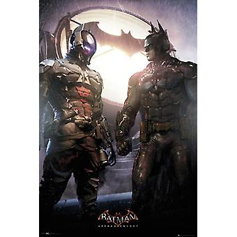 Batman Arkham Knight - Game Poster Poster Print