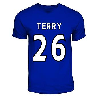 John Terry Chelsea Hero T-shirt (royal Blue)