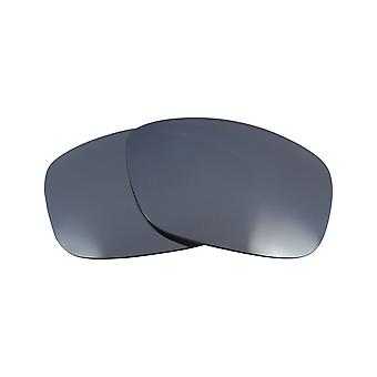 Replacement Lenses for Oakley Ten X Sunglasses Silver Mirror Anti-Scratch Anti-Glare UV400 by SeekOptics