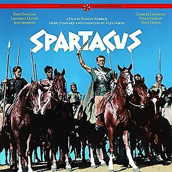Alex North - Spartacus [Vinyl] USA import
