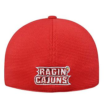 """Louisiana Lafayette Ragin Cajuns NCAA TOW """"Booster"""" Memory Fitted Hat"""