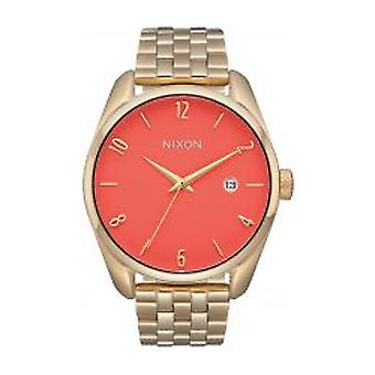 Nixon The Bullet Light Gold / Coral (A4182634)