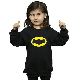 DC Comics meninas Batman série de TV Logo moletom
