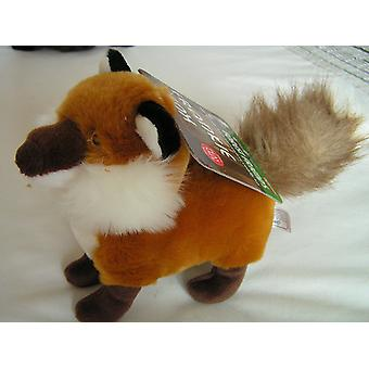 Animal Instincts Forest Friends Frankie Fox Plush Dog Toy Large