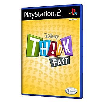 Disney Think Fast (PS2) - Uusi tehdas suljettu