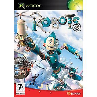 Robotter (Xbox)-nye