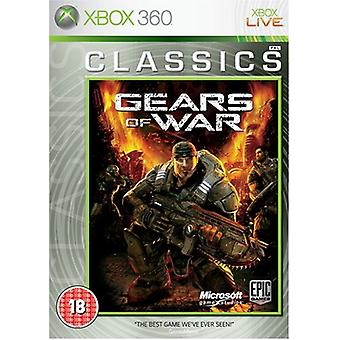 Gears of War-Classics-udgave (Xbox 360)-ny