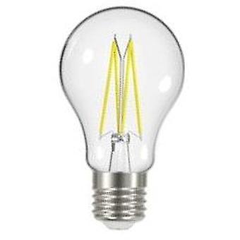 1 x 8W Energizer = 75W LED filamento GLS bombilla lámpara Vintage ES E27 clara tornillo de Edison [clase energética A +]