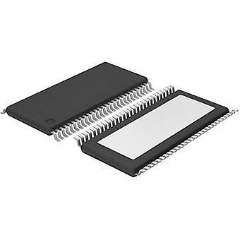 DRV8301DCAR PMIC - Controladores de motor Pre-conductor - medio puente (3) SPI HTSSOP 56