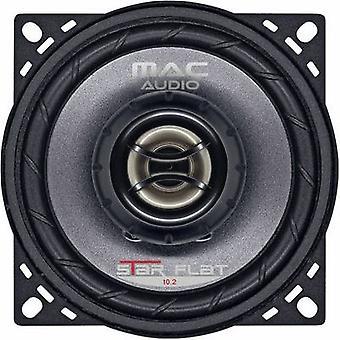 ماك الصوت نجمة شقة 10.2 2 طريقة تدفق محوري جبل عدة مكبر الصوت 200 W المحتوى: 1 زوج