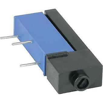 Mentor 1834.3081 Recortador Cermet 15-pos lineal 0,9 W 5 k á 5400 a 1 ud(s)
