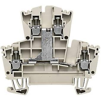 Double-level terminal block-wdk WDK 2.5V 1022300000 Grey Weidmüller 1 pc(s)