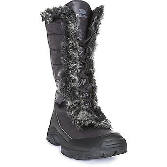 Trespass Womens/Ladies Coretta Waterproof Warm Winter Snow Boots