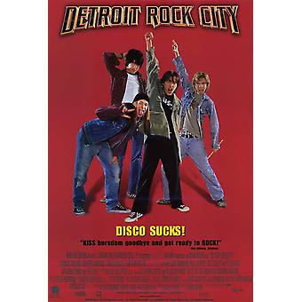 Detroit Rock City Movie Poster (11 x 17)
