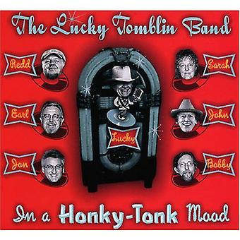Lucky Tomblin Band - In a Honky-Tonk Mood [CD] USA import