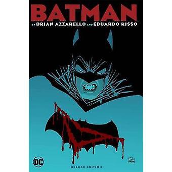 Batman by Azzarello and Risso Deluxe Ed HC by Brian Azzarello - Eduar