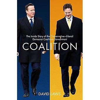 Coalitie - binnen verhaal van de conservatief-liberale kolen