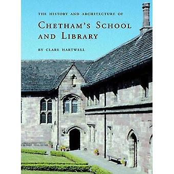 A história e a arquitetura da escola de Chetham e biblioteca por Clare