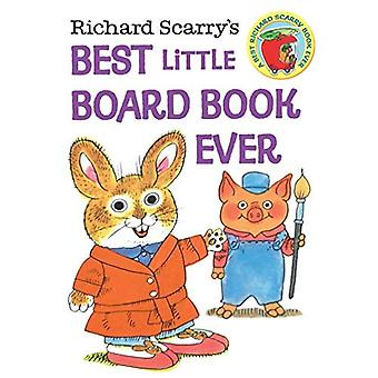 Richard Scarry bästa lite brädspel bok någonsin (Richard Scarry)