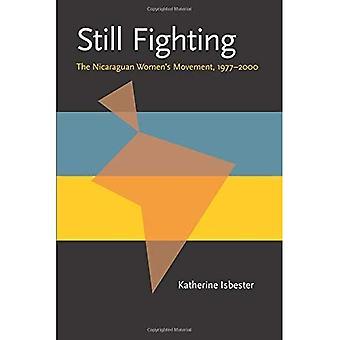 Ainda lutando: O nicaraguense do movimento de mulheres, 1977-2000