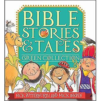 Histoires de la Bible & Tales vert Collection (Nick Butterworth & Mick Inkpen)