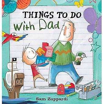 Saker att göra med pappa