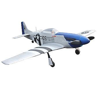 Mini P - 51D Mustang RC samolot RTF 2,4 Ghz