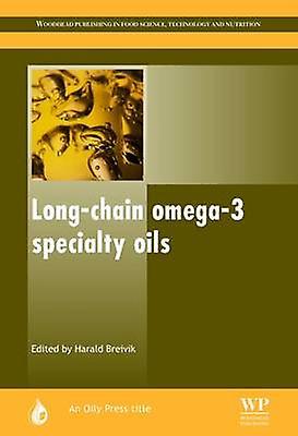 LongChain Omega3 Specialty Oils by Breivik & Harald