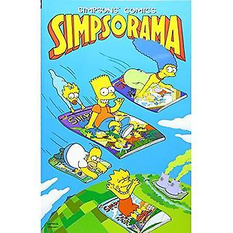 Simpsons tegneserier Simps-o-rama