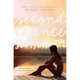 Second Chance Summer by Morgan Matson - 9781416990673 Book