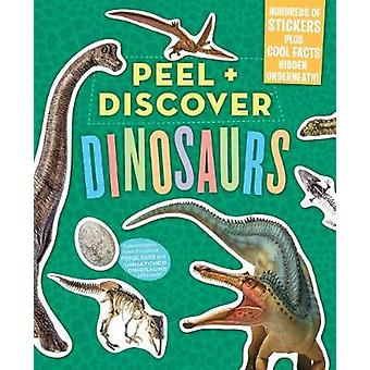 Peel & Discover - Dinosaurs by Workman Publishing - 9781523503582