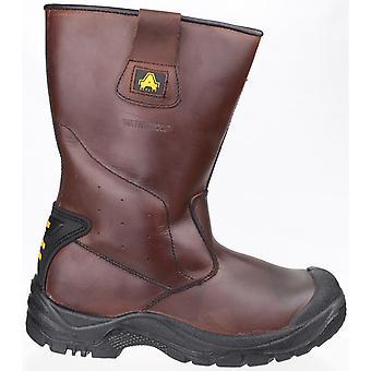 أمبليرس سلامة AS249 رجالي كادير ماء السحب على الأحذية عامل تركيب أجهزة