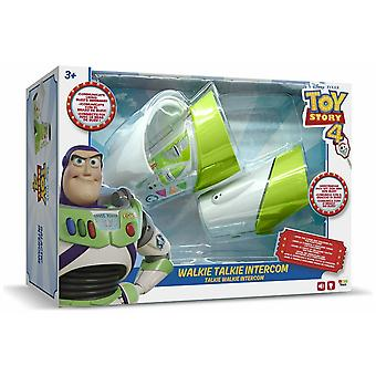 Disney Toy Story 4 Buzz Lightyear Deluxe walkie talkies