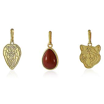 Alex And Ani Protection Charm Set - 14Kt Gold Plated - CS18CSET02G