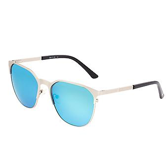 Sixty One Corindi Polarized Sunglasses - Silver/Celeste