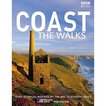 Coast - The Walks - 9781846073557 Book