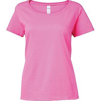 Gildan-Softstyle dame dame dyb scoop T-shirt