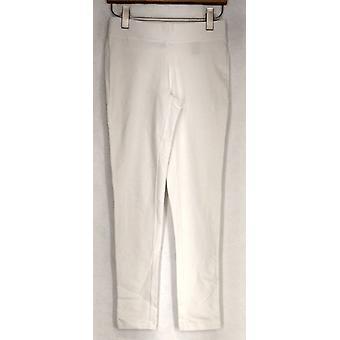 Slimming Options For Kate & Mallory Leggings Pull-On Legging White A423883