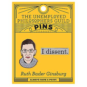 Pin set-UPG-Ruth Bader Ginsburg 5219