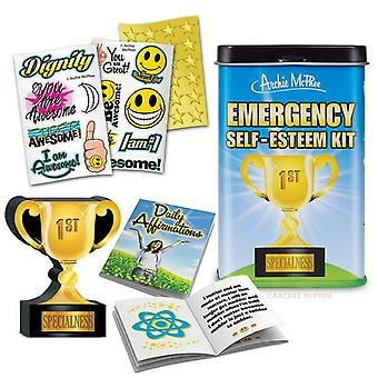 Character Goods - Archie McPhee - Emergency - Self-Esteem Kit 12507
