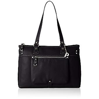 Picard Loire Black Women's Shoulder Bag (Schwarz) 11x27x37 centimeters (B x H x T)