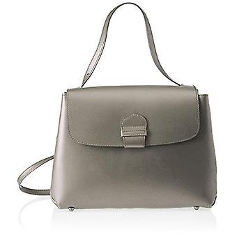 Good bags 8838 Women's shoulder bag Grey (Ferro) 34x24x13 cm (W x H x L)