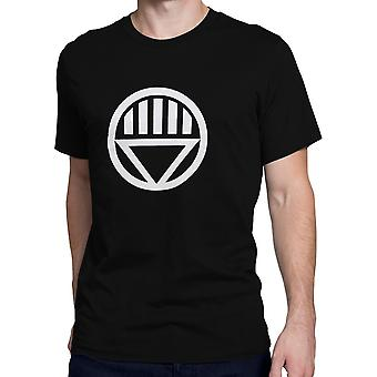 Black Lantern Big Symbol Black T-Shirt